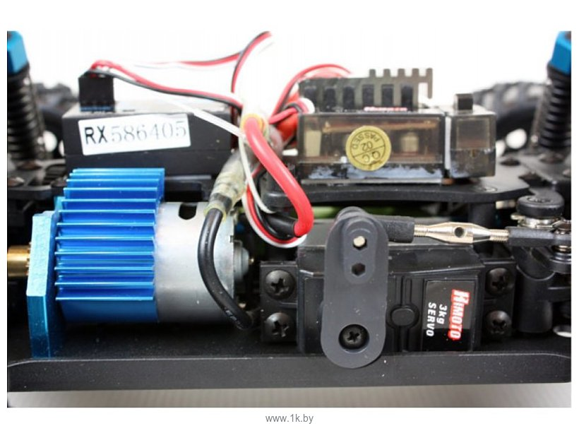 Фотографии Himoto EXM-16 4WD OFF ROAD TRUCK 1:16 (HI4186)