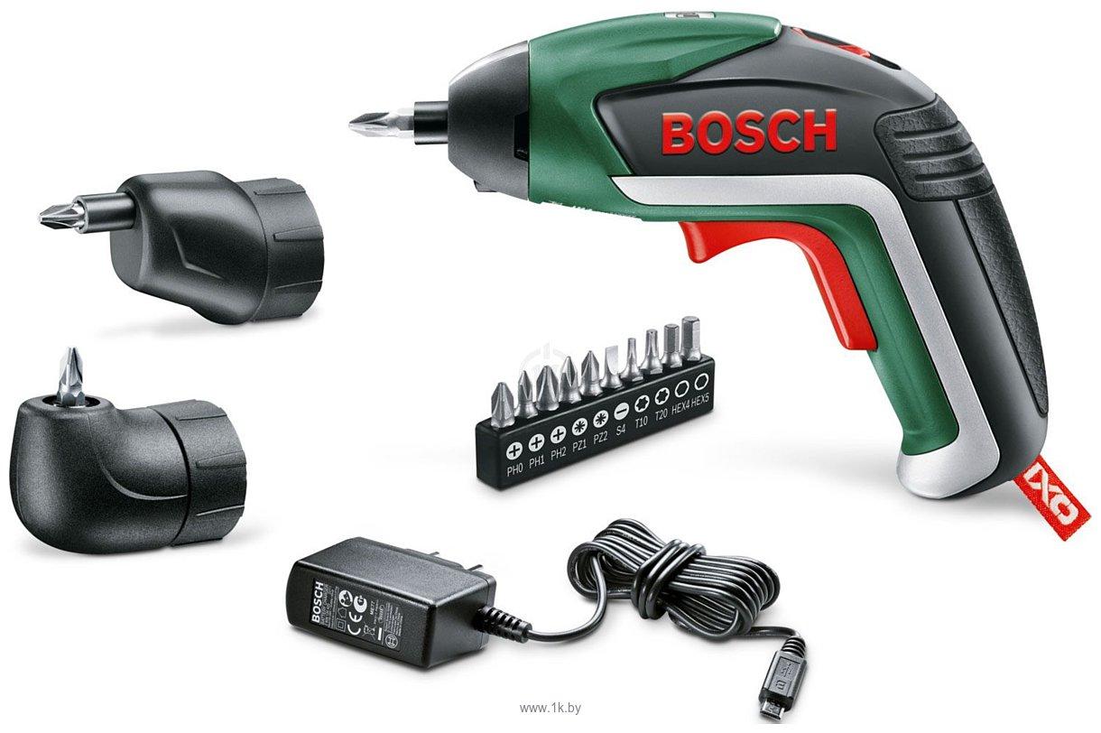 Фотографии Bosch IXO V full (06039A8022)