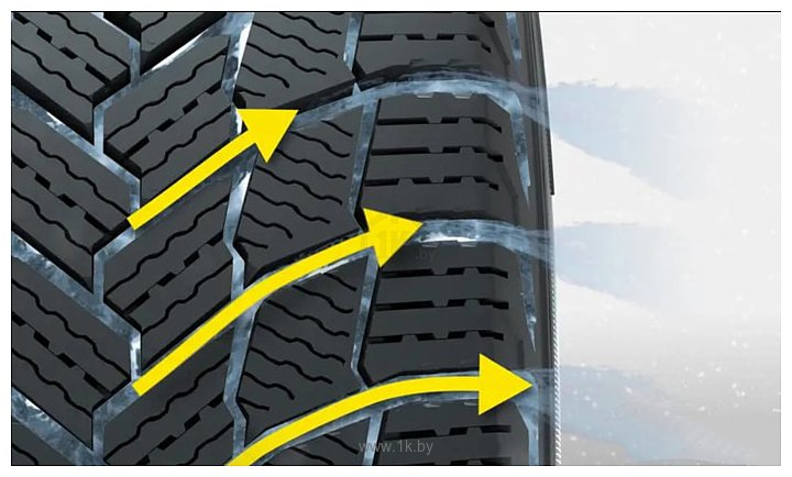 Фотографии Michelin X-Ice Snow 205/55 R16 94H