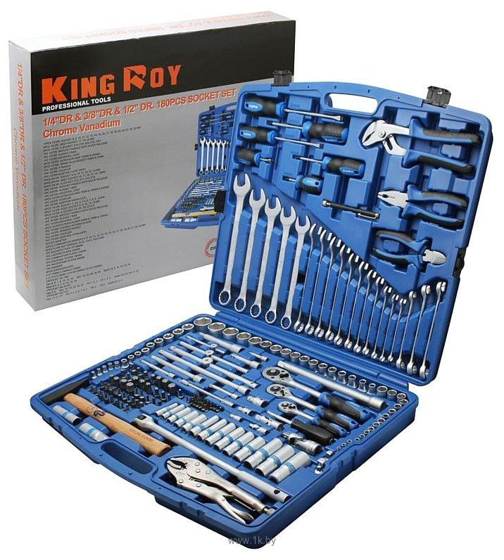 Фотографии King Roy 180MDA 180 предметов