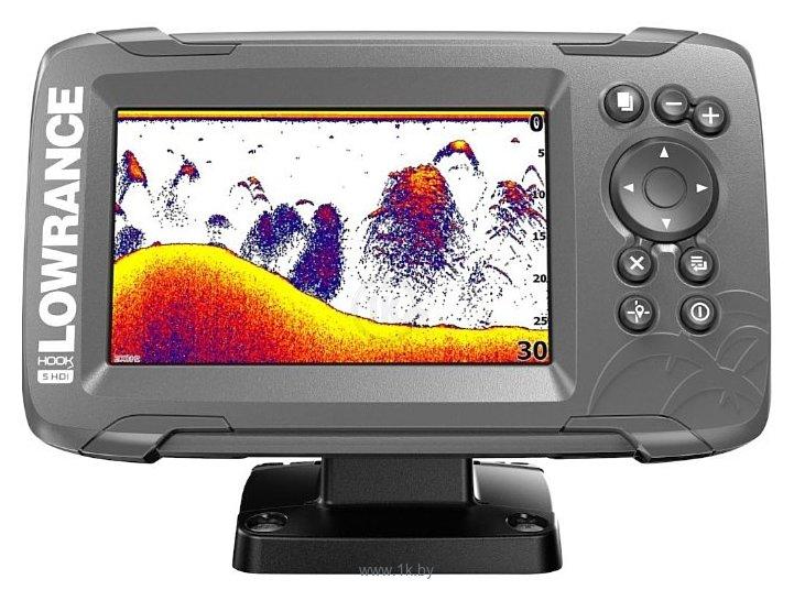 Фотографии Lowrance HOOK2 5 GPS Splitshot