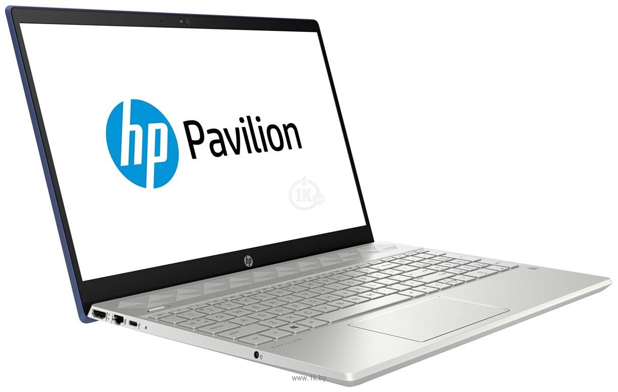Фотографии HP Pavilion 15-cs0013ur (4GN86EA)