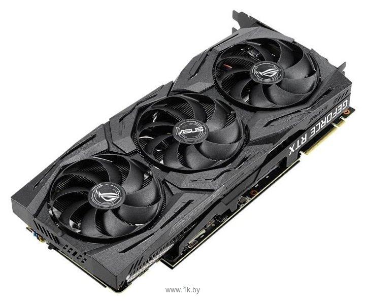 Фотографии ASUS GeForce RTX 2080 1515MHz PCI-E 3.0 8192MB 14000MHz 256 bit 2xHDMI HDCP Strix Gaming