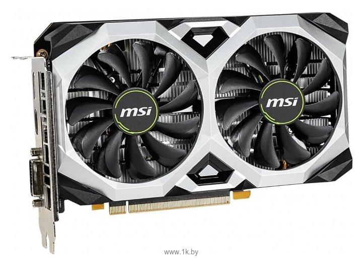 Фотографии MSI GeForce GTX 1660 SUPER VENTUS XS OC V1