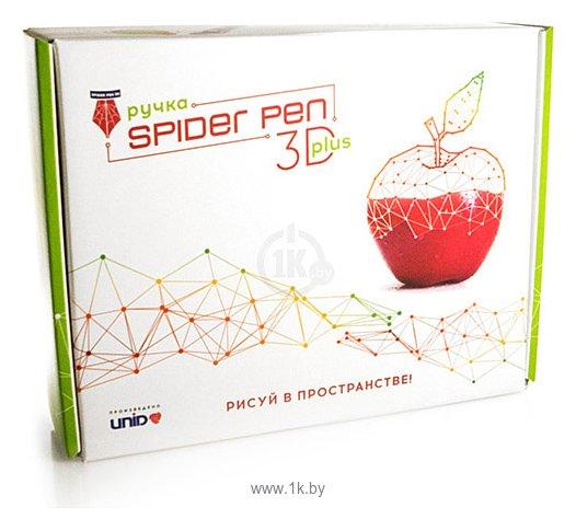 Фотографии Spider Pen Plus (голубой)