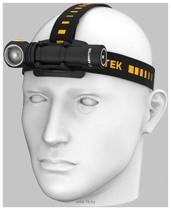 Фотографии Armytek Wizard C2 Magnet USB (белый)