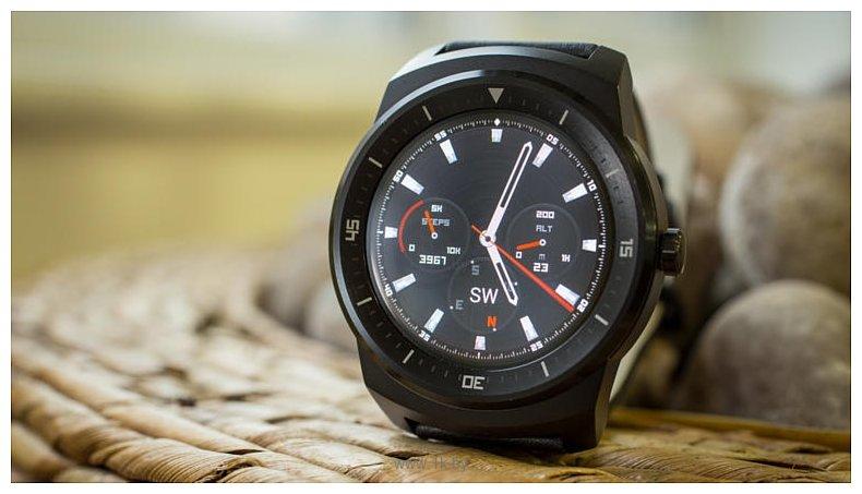 Фотографии LG G Watch R