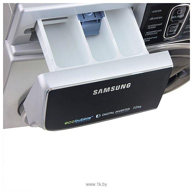 Фотографии Samsung WW70K62E69S