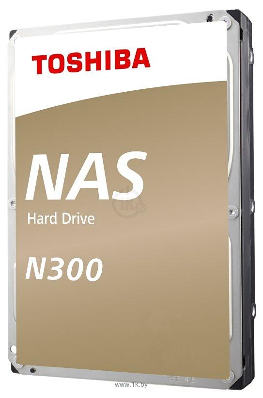 Фотографии Toshiba N300 6TB HDWG160EZSTA