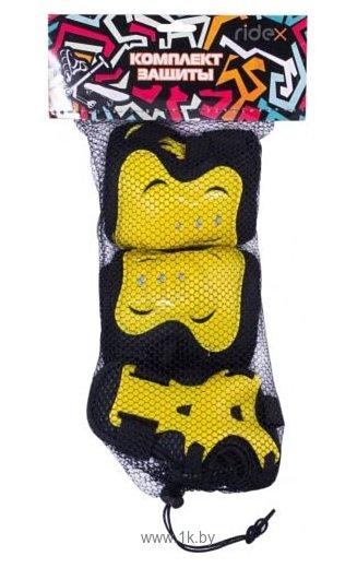 Фотографии Ridex Rocket M (черный/желтый)