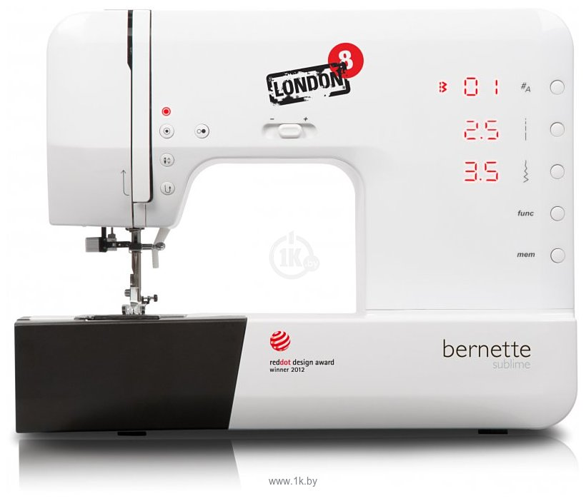 Фотографии Bernina bernette London 8