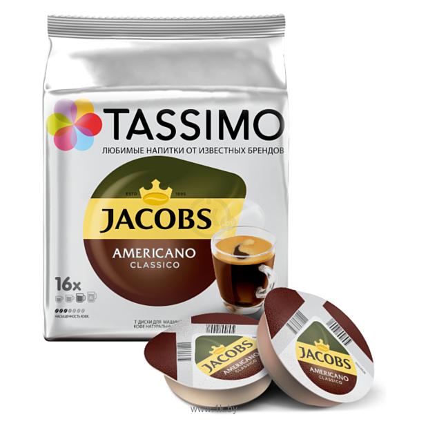Фотографии Tassimo Jacobs Cappuccino Classico 16 шт