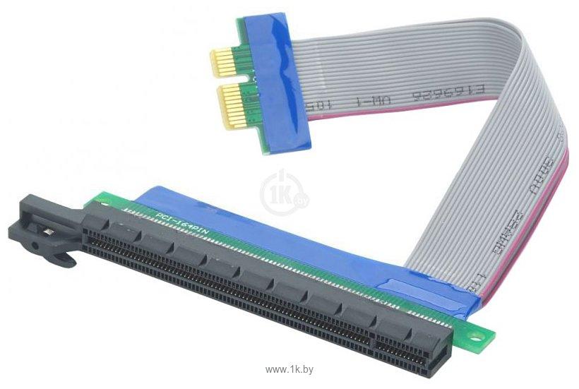 Фотографии PCI-E x1 - PCI-E x16