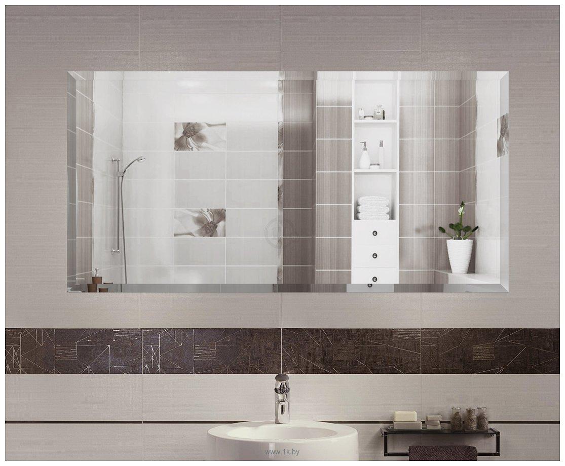 Фотографии Dubiel Vitrum Prostokat F 60x120 зеркало (5905241031101)