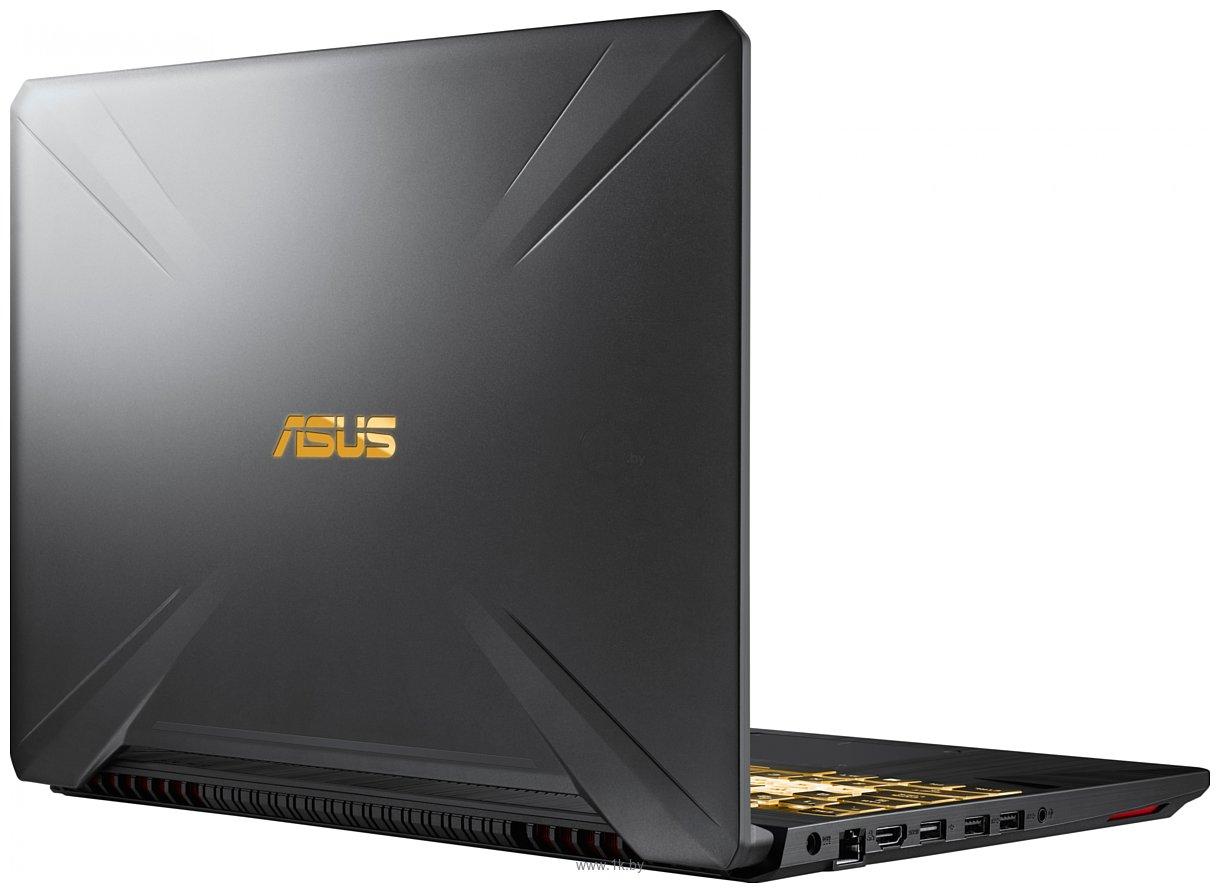 Фотографии ASUS TUF Gaming FX505GE-BQ165T