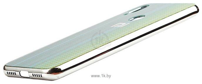 Фотографии EXPERTS Aurora Glass для Xiaomi Redmi Note 7 с LOGO (зеленый)