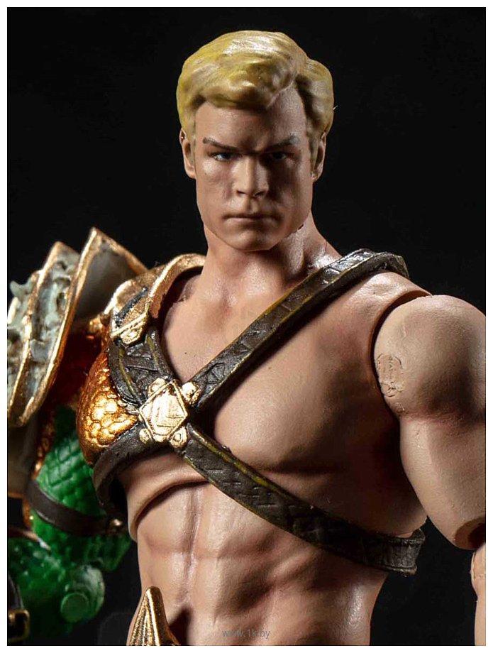 Фотографии Hiya Toys Injustice 2 Aquaman TM20071