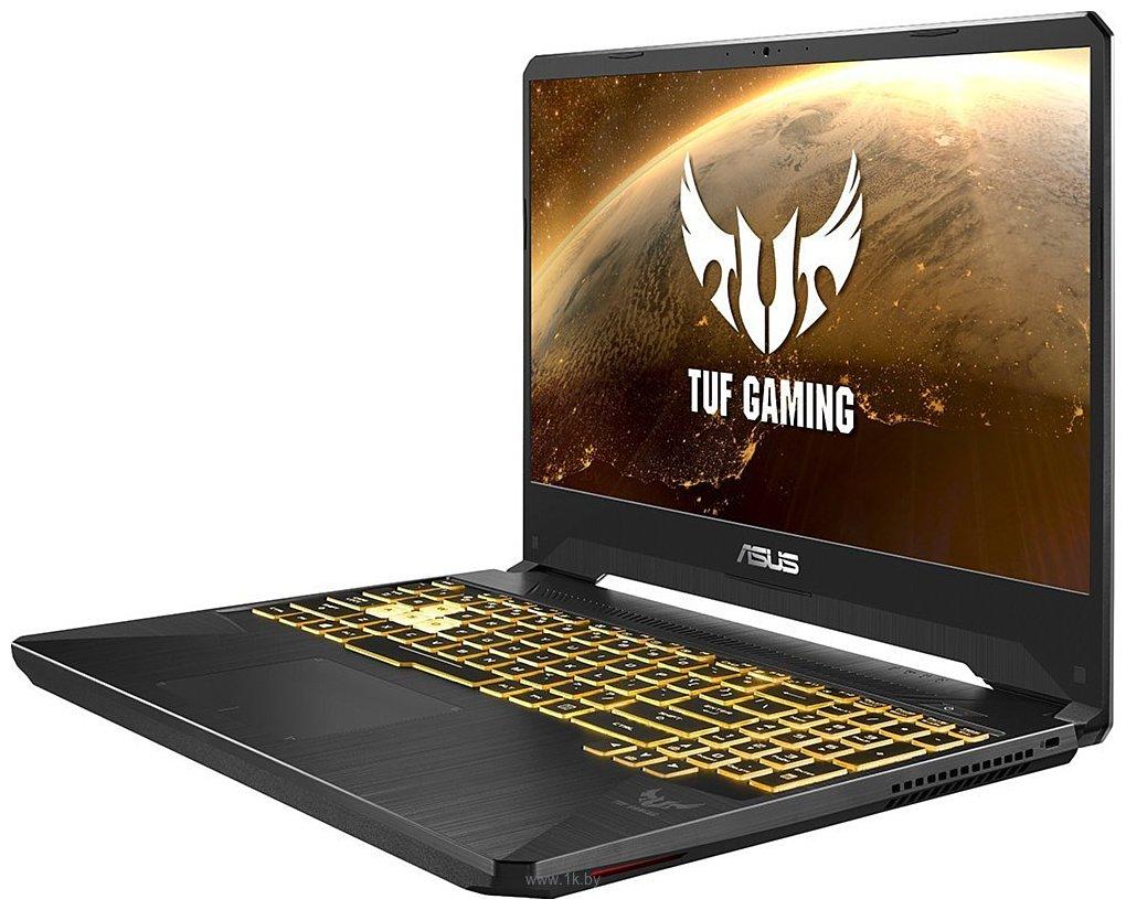 Фотографии ASUS TUF Gaming FX505DD-BQ107T