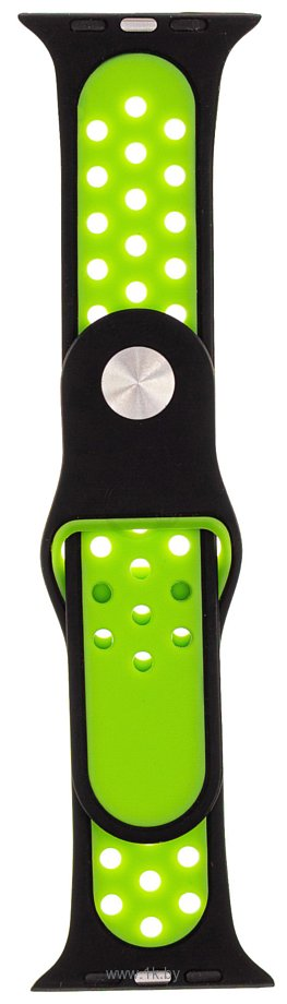 Фотографии Evolution AW40-SP01 для Apple Watch 38/40 мм (black/fluorescent green)
