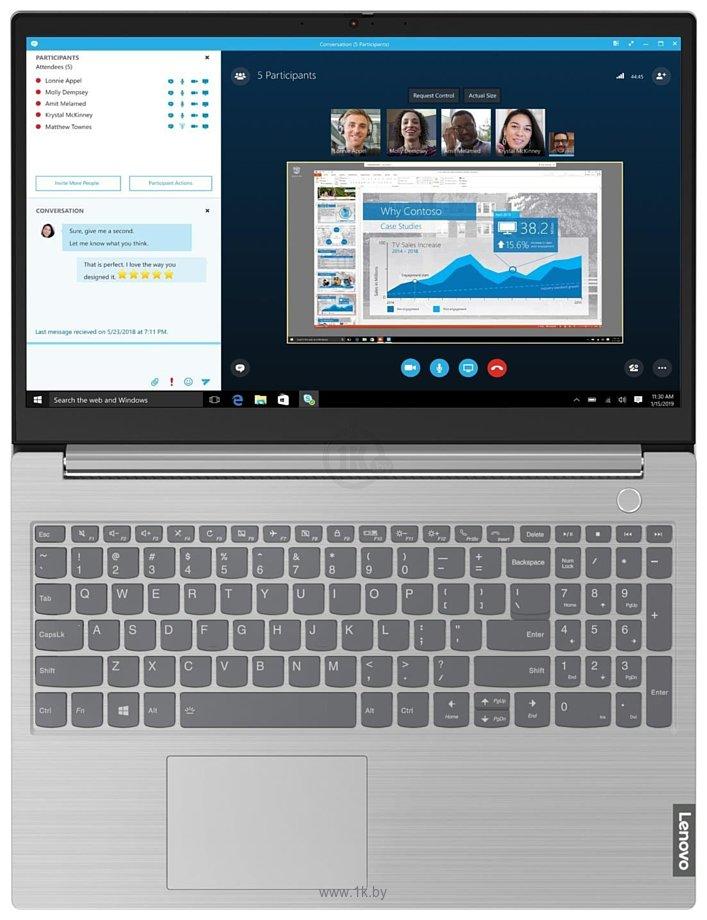 Фотографии Lenovo ThinkBook 15-IIL (20SM0042RU)