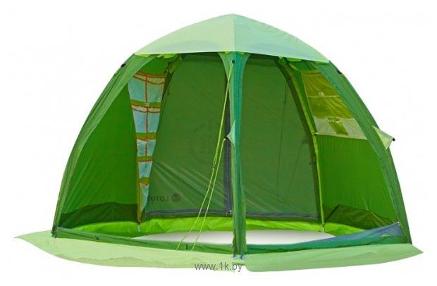 Фотографии Лотос 3 Summer (центральная палатка)