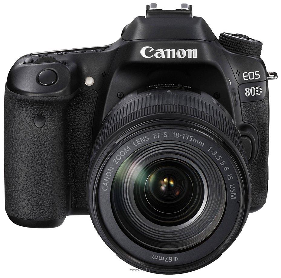 Фотографии Canon EOS 80D Kit