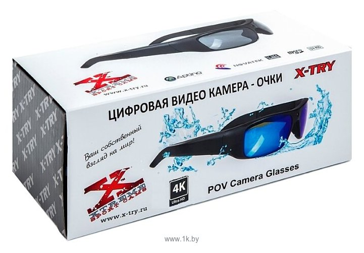 Фотографии X-TRY XTG371 ULTRA HD Cristal