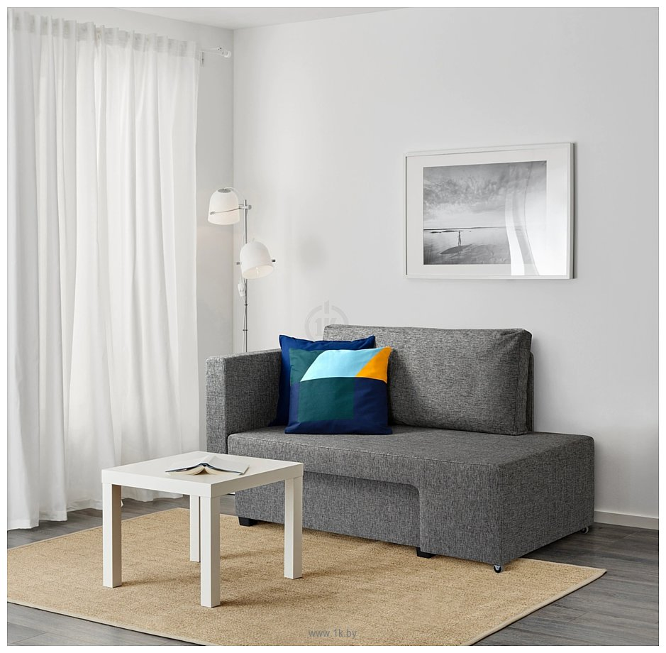 Фотографии Ikea Грэлльста 904.008.19 (сандсбру серый)