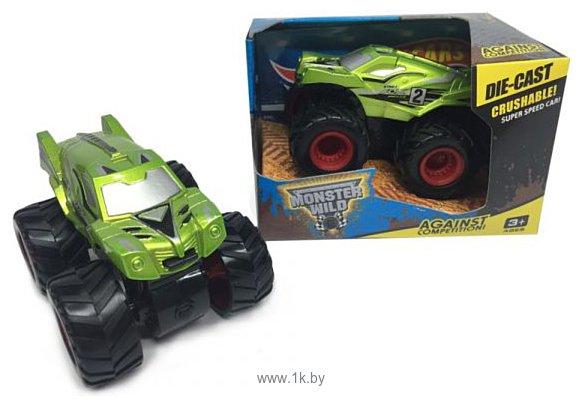 Фотографии Maya Toys 4 WD Супер скорость RL011B