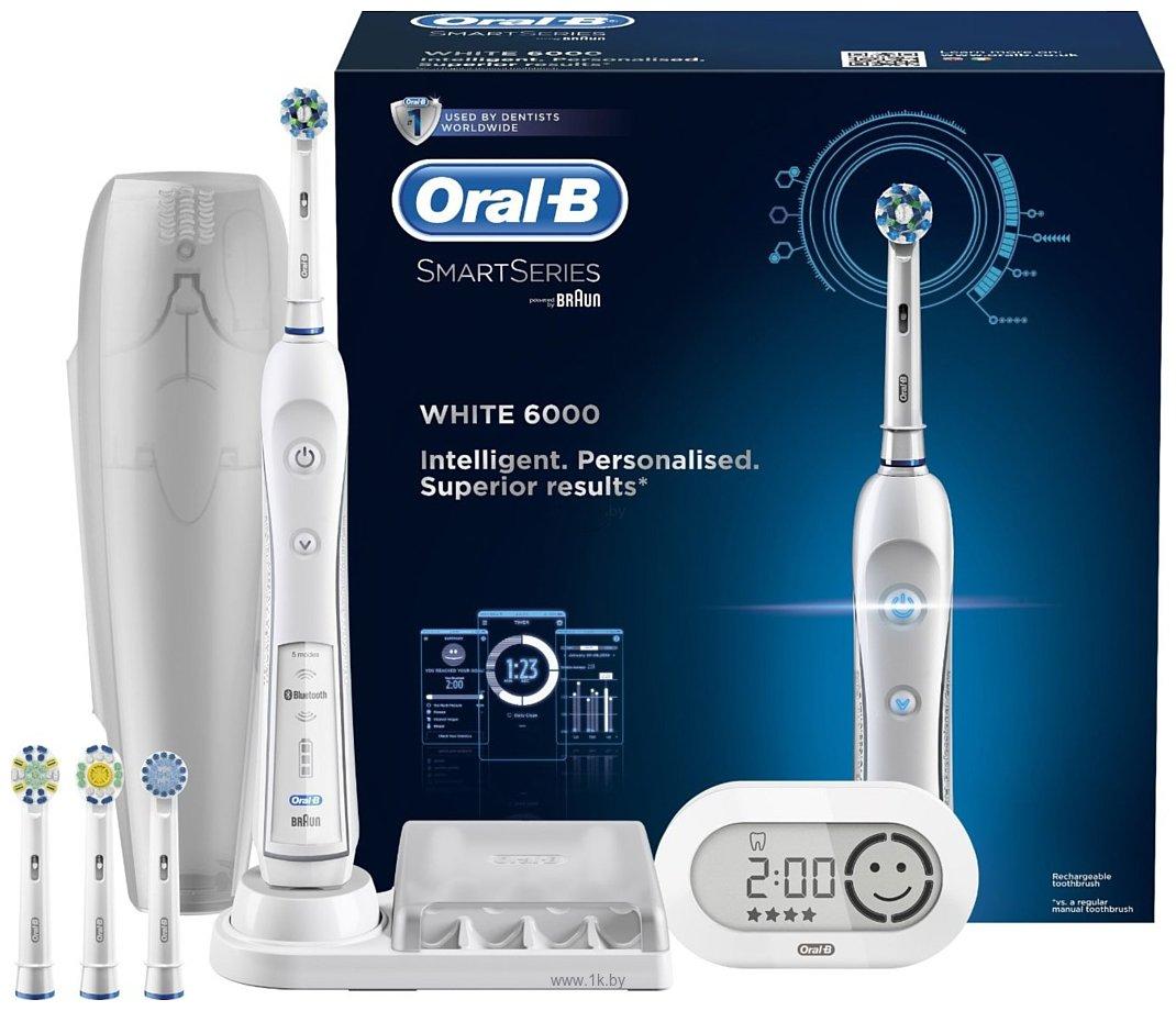 Фотографии Braun Oral-B Pro 6000