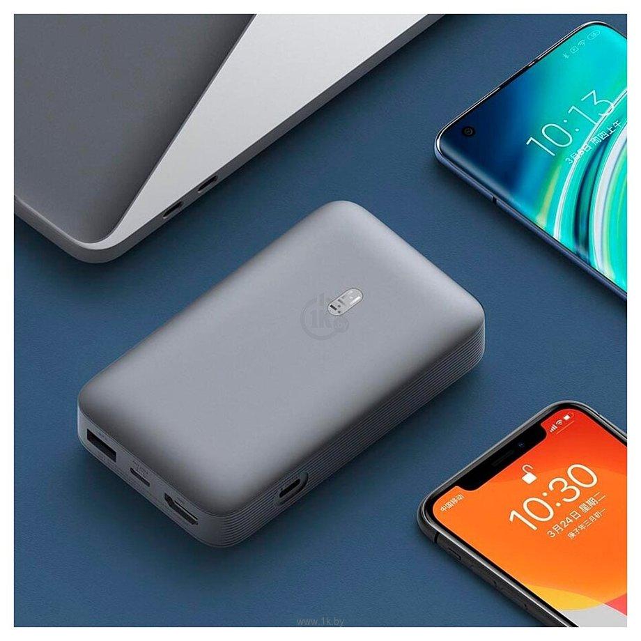 Фотографии Xiaomi ZMI QB816 10000 mAh Grey