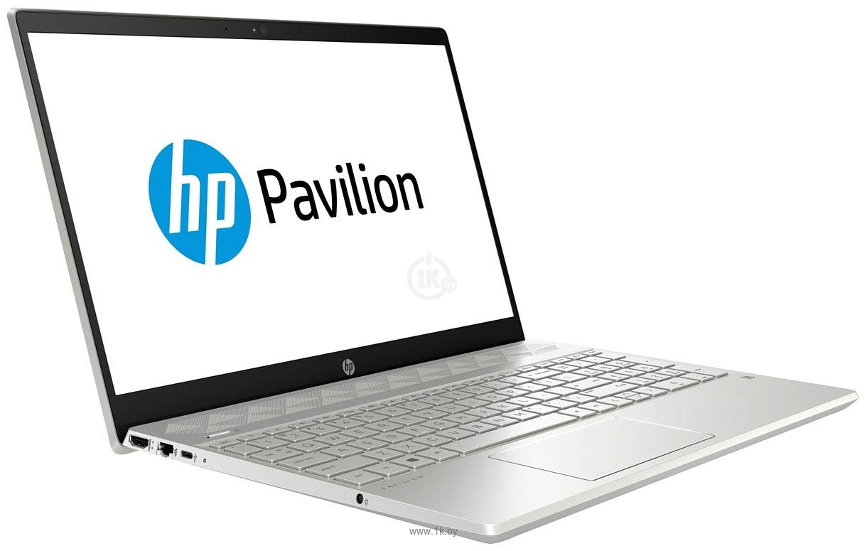 Фотографии HP Pavilion 15-cs1039ur (6AX96EA)