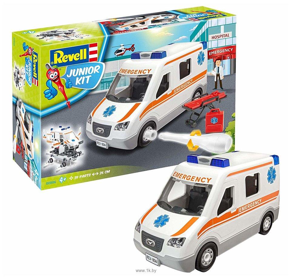 Фотографии Revell 00806 Машина скорой помощи