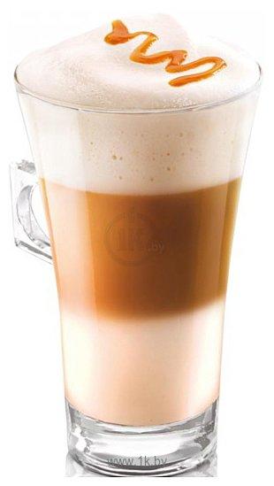 Фотографии Nescafe Dolce Gusto Latte Macchiato Caramel капсульный 16 шт (8 порций)