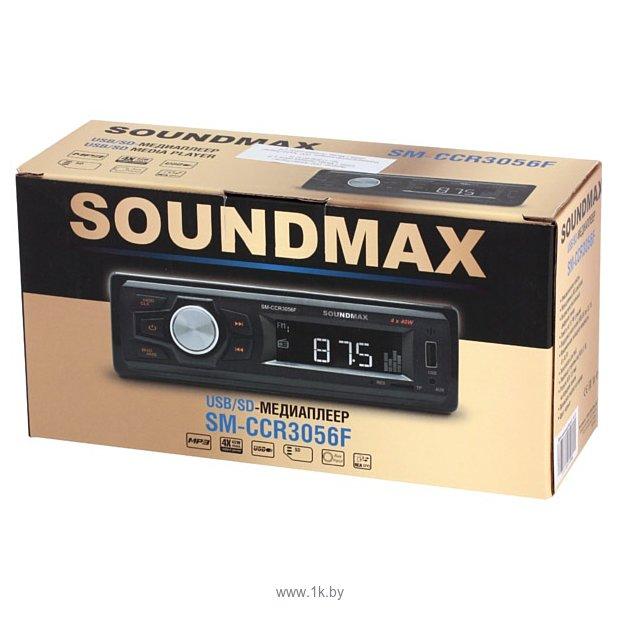 Фотографии SoundMAX SM-CCR3056F