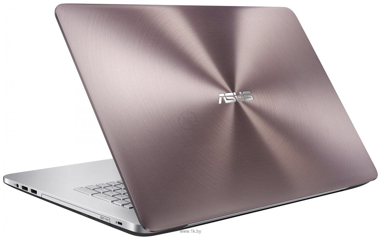 Фотографии ASUS VivoBook Pro N752VX-GC278T