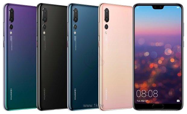 Фотографии Huawei P20 Pro (CLT-L29)