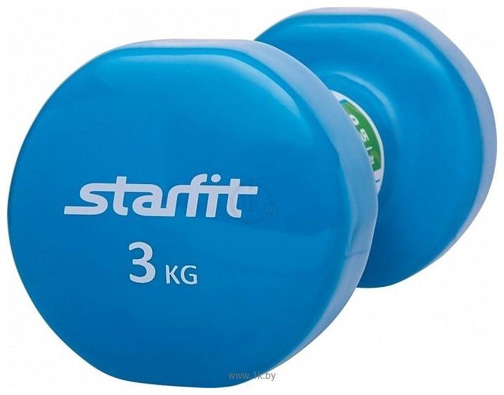 Фотографии Starfit DB-101 3 кг