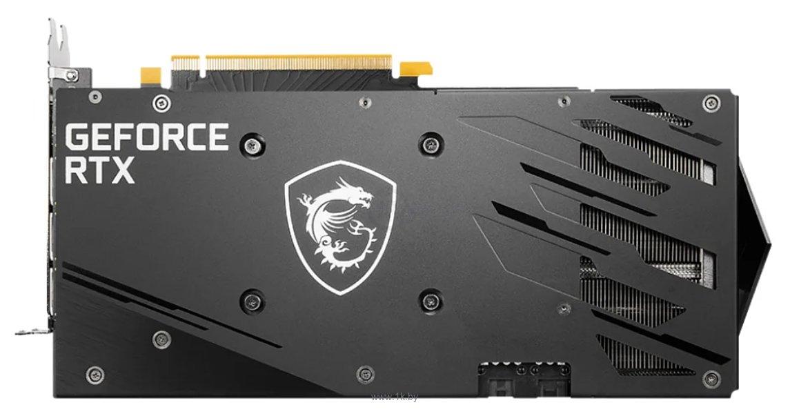 Фотографии MSI GeForce RTX 3060 GAMING X 12GB