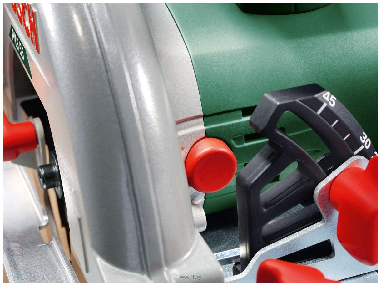 Фотографии Bosch PKS 55 (0603500020)