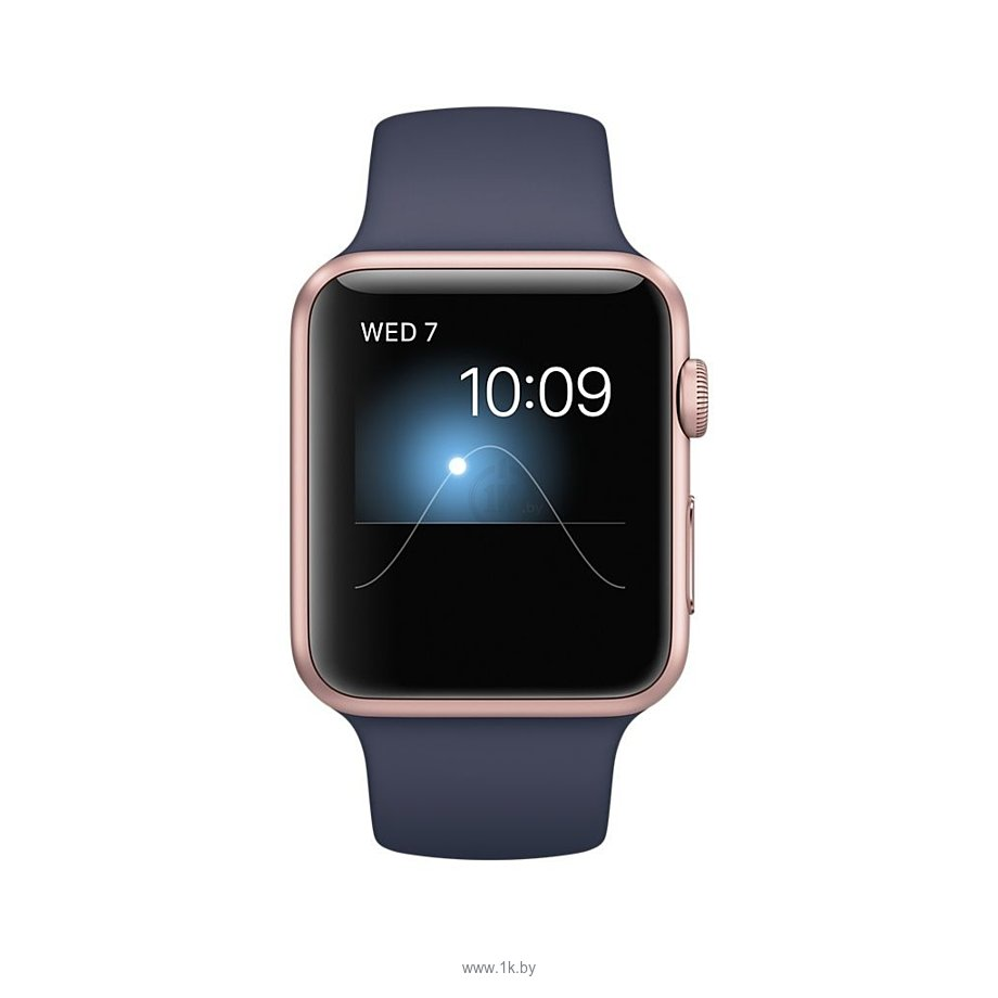 Фотографии Apple Watch Series 2 42mm Rose Gold with Sport Band (MNPL2)