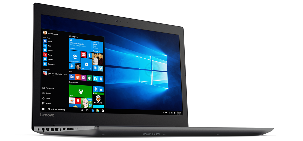 Фотографии Lenovo IdeaPad 320-15ISK (80XH01MSRK)