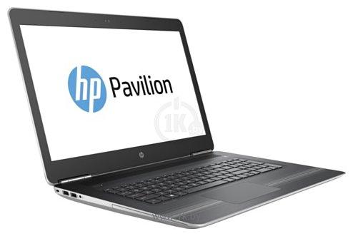 Фотографии HP Pavilion 17-ab005ur (X3P06EA)