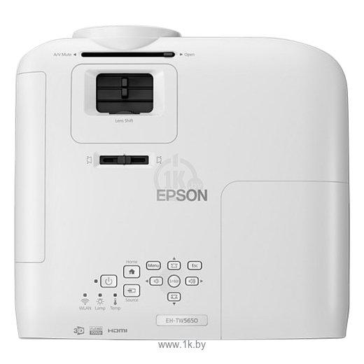 Фотографии Epson EH-TW5650
