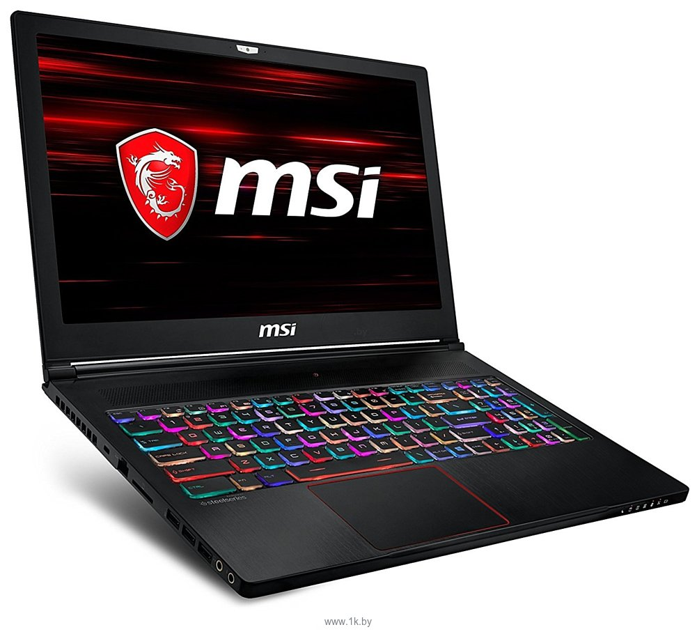 Фотографии MSI GS63 8RE-021RU Stealth