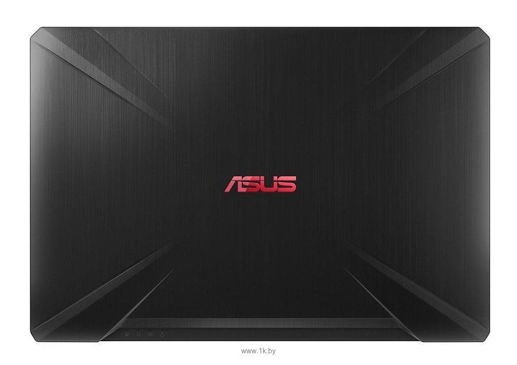 Фотографии ASUS TUF Gaming FX504GM-E4283