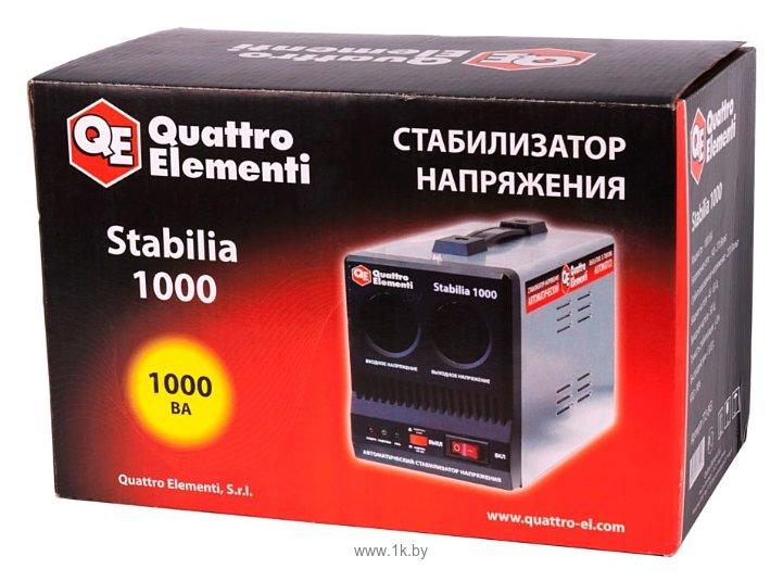 Фотографии Quattro Elementi Stabilia 1000