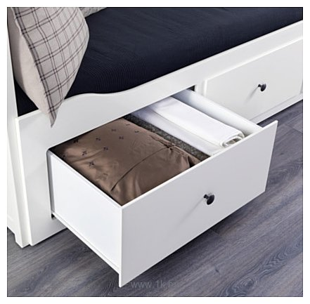 Фотографии Ikea Хемнэс белый