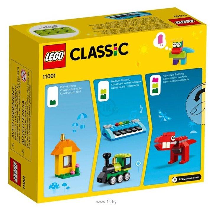 Фотографии LEGO Classic 11001 Кубики и идеи