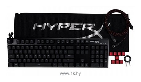Фотографии HyperX Alloy FPS Cherry MX Blue USB